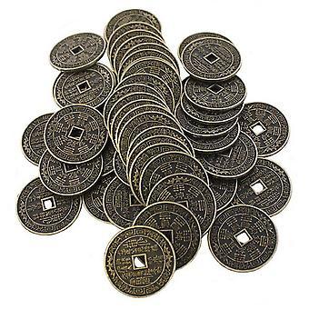 משהו שונה מטבעות סינים מזל (חבילת של 50)