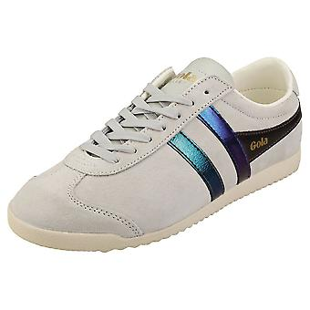 Gola Bullet Flash Womens Fashion Trainers em Off White Multicolour