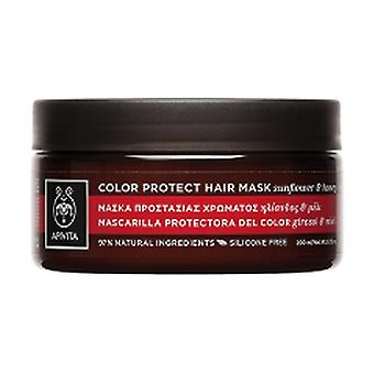 Protective Color Mask With Sunflower and Honey 200 ml