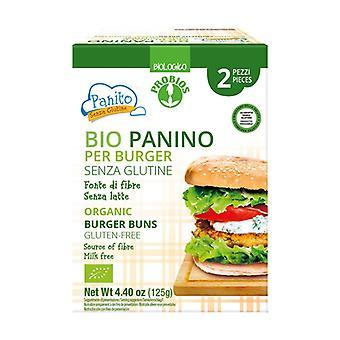 Burger sandwich 2 units