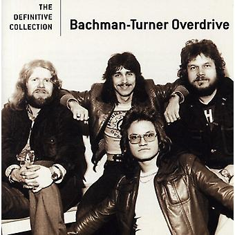 Bachman-Turner Overdrive - Definitive Collection [CD] USA import