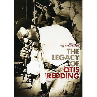Otis Redding - Dreams to Remember: Legacy of Otis Redding [DVD] USA import
