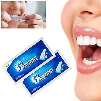 1pc Daily Life Teeth Whiten Mint Flavored - Teeth Whitening Strips Gel Oral Care Dental Bleaching