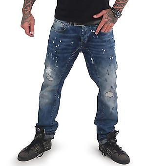 YAKUZA Men's Jeans Yayo Straight
