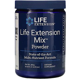 Life Extension, Mix Powder, 12.70 oz (360 g)