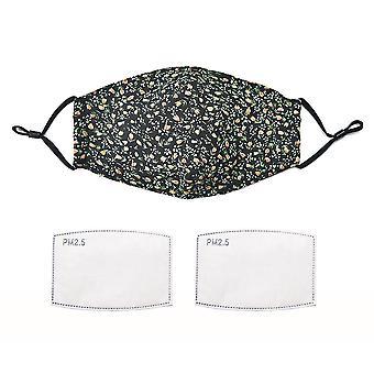 Wiederverwendbare Gesichtsmaske mit Filter
