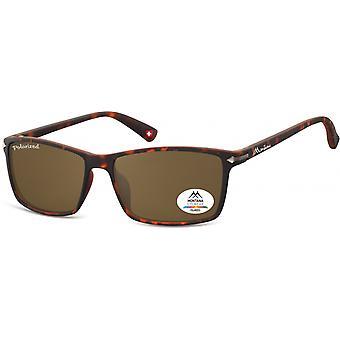 Solbriller Unisex av SGB Brown (Turtle) (MP51)