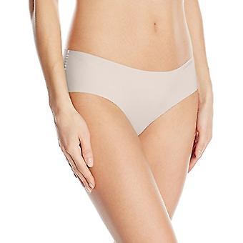 Calvin Klein Frauen's Unsichtbare Hipster Panty, Nymphe's Oberschenkel, groß