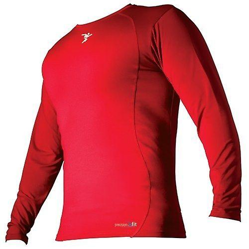 Kids Baselayer L/S - Red