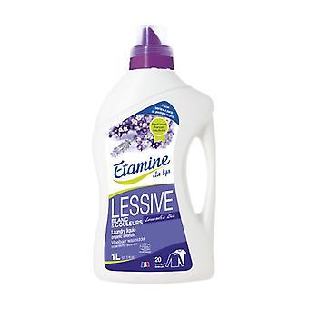 Liquid lavender detergent 1 L