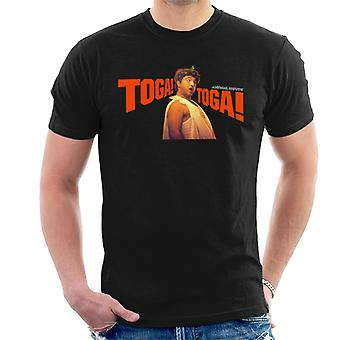 Animal House Bluto Toga Toga Men's T-Shirt
