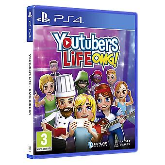YouTubers Life OMG! PS4 Game