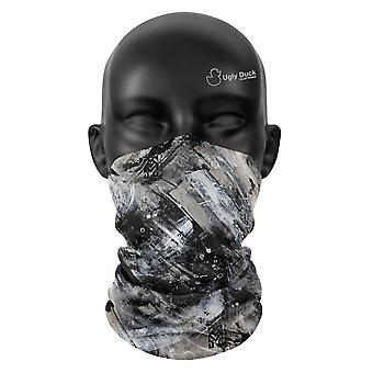 Charcoal Sketch Colours Snood Face Mask Scarf Unisex Neck Gaiter Headwear Buffs