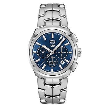 Tag Heuer Men-apos;s Blue Dial Watch - CBC2112. BA0603 BA0603