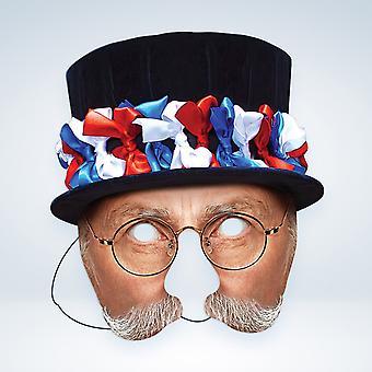 Masque-arade Beefeater Yeoman du Masque de visage warder Party