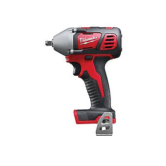 Milwaukee M18 BIW38-0 Compact 3/8in Impact Wrench 18V Bare Unit MILM18BIW380