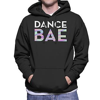 Strictly Come Dancing Dance Bae Shimmer Effect Men's Hooded Sweatshirt