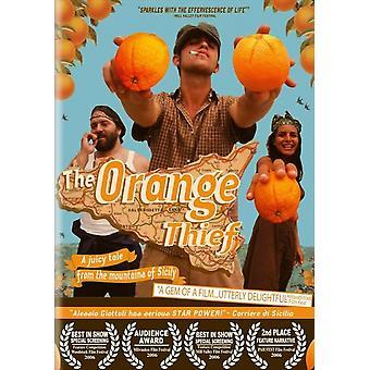 La impresión de póster de película ladrón naranja (27 x 40)