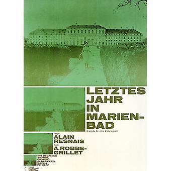 Anne Dernire Marienbad L Movie Poster (11 x 17)