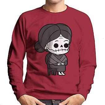 Psycho Norma Bates Kawaii Men's Sweatshirt