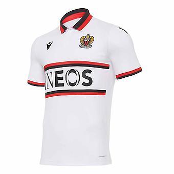 2020-2021 OGC Nice Away paita