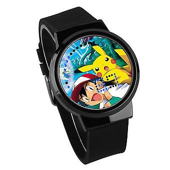 Waterproof Luminous LED Digital Touch Children watch  - Pokemon #14