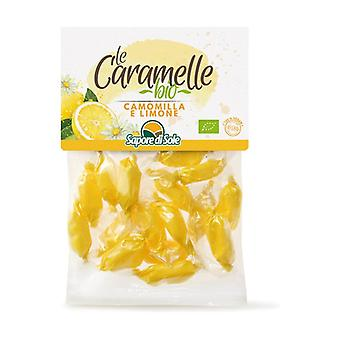 Chamomile and Lemon Candies None
