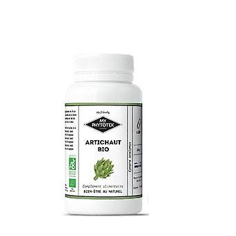 Organic artichoke 200 capsules of 240mg