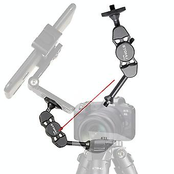 ETOMU SLR Camera Magic Arm Connecting Tripod Mount