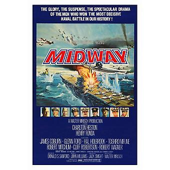 Midway Movie Poster Print (27 x 40)