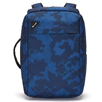 Mochila Pacsafe Vibe 28 Antirrobo (Blue Camo)