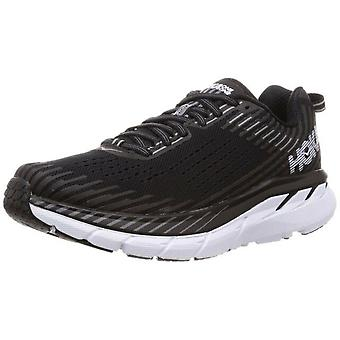 Hoka One One Men Clifton 5 Knit Running Shoe