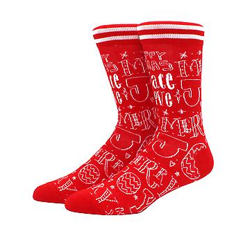 Cotton Happy Men Socks