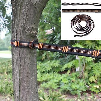 Adjustable Tree Hanging Hammock Straps Climbing Rope Aerial Yoga Belt