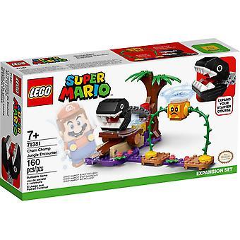 LEGO 71381 Expansion Set: Chain Chomp Jungle Battle