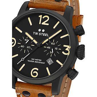 Mens Watch Tw-Steel MS34, Quartz, 48mm, 10ATM