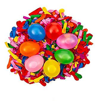 Polo Water Balloons With Refill Quick Easy Kit Latex, Bomb Balloons Fight Games
