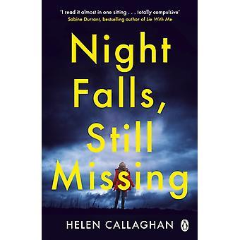 ヘレン・キャラハンの夜の滝はまだ行方不明