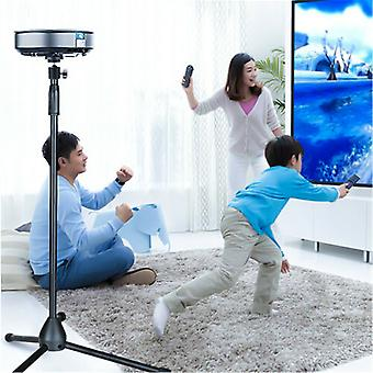 Heavy Pole Tripod Stand/table Multimedia Projector Laptop Bracket Stand Adjustable