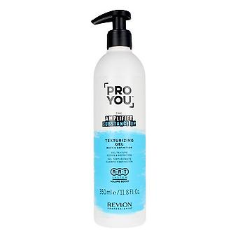 Volumizing Gel Proyou Revlon Amplifer Sustancia (350 ml)