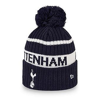New Era Epl Tottenham Hotspur Wordmark Beanie Knit