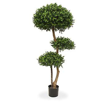 Artificiale Boxwood Ball Deluxe x3 140 cm