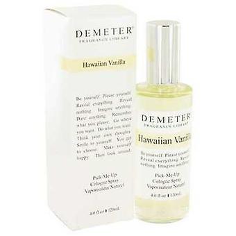 Demeter Hawaiian Vanille von Demeter Köln Spray 4 Oz (Frauen) V728-502863