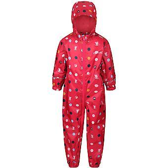 Regata Boys & Girls Peppa Pobble impermeable traje de lluvia