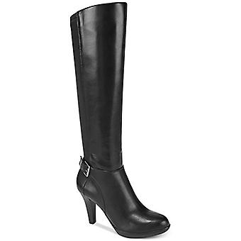 Alfani Womens Vennuss amande Toe Fashion à mi-mollet bottes