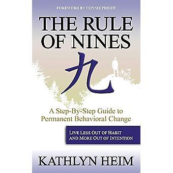 Regeln om nior - En steg-för-steg-guide till permanent beteende chang