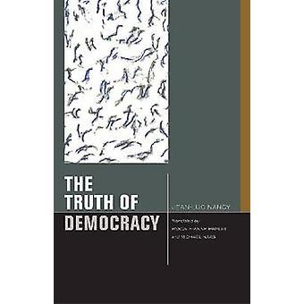 A Verdade da Democracia por JeanLuc Nancy