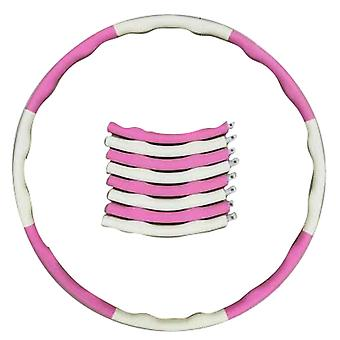 Adult Detachable Foam Hula Hoop 8 Secties