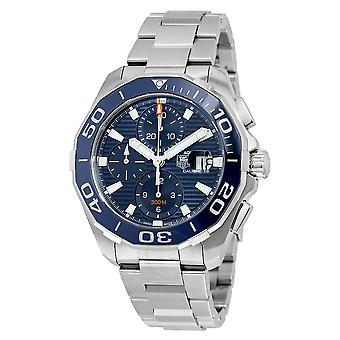 Tag Heuer Aquaracer Chronograph Automatic Men's Watch CAY211B.BA0927