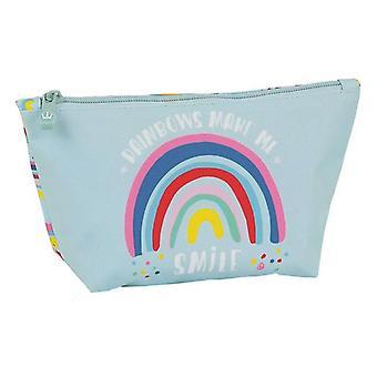 Bolsa de inodoro de la escuela Glow Lab Rainbow
